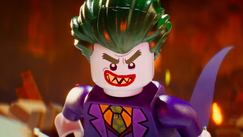Backdrop Movie The Lego Batman Movie 2017