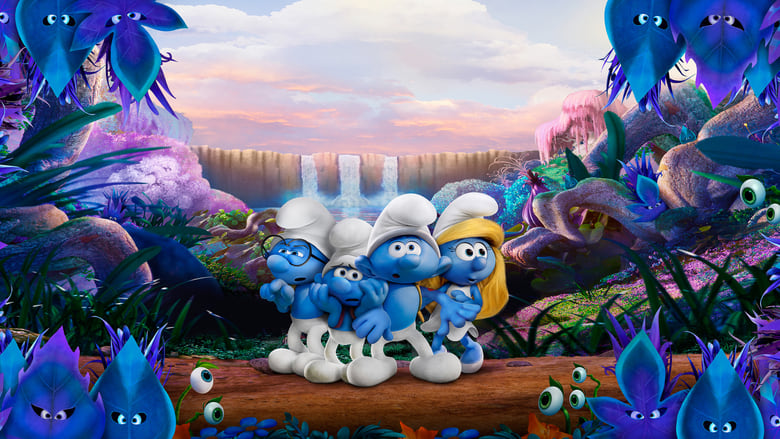 Backdrop Movie Smurfs: The Lost Village 2017