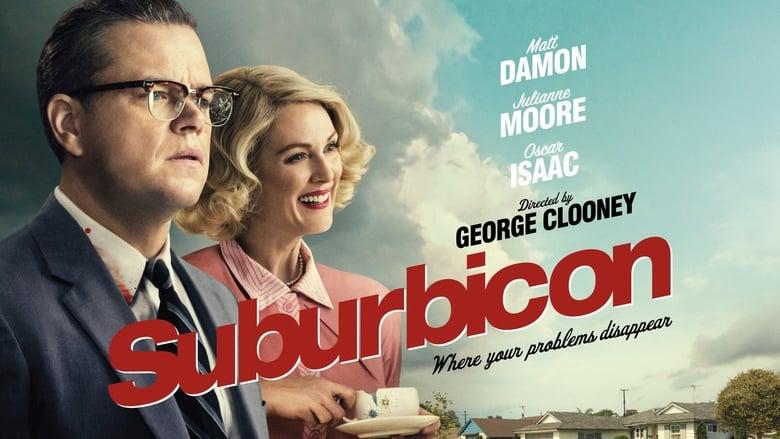 Backdrop Movie Suburbicon 2017