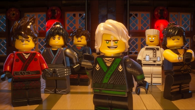 Watch Full Movie Online The LEGO Ninjago Movie (2017)