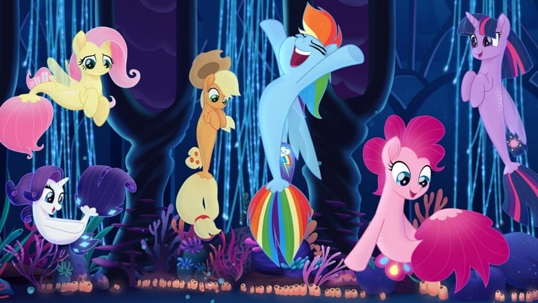 Backdrop Movie My Little Pony: The Movie 2017