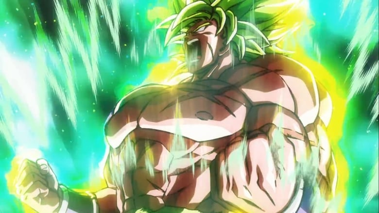Backdrop Movie Dragon Ball Super: Broly 2018