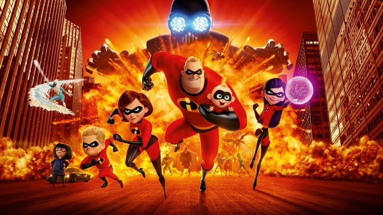 Download Full Movie Incredibles 2 (2018)