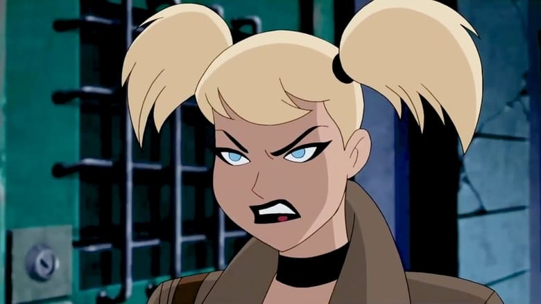 Watch Full Movie Online Batman and Harley Quinn (2017)