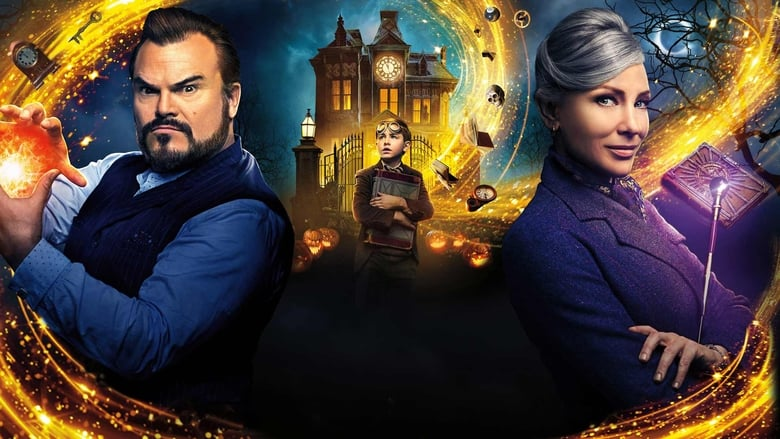 Backdrop Movie The House with a Clock in Its Walls 2018