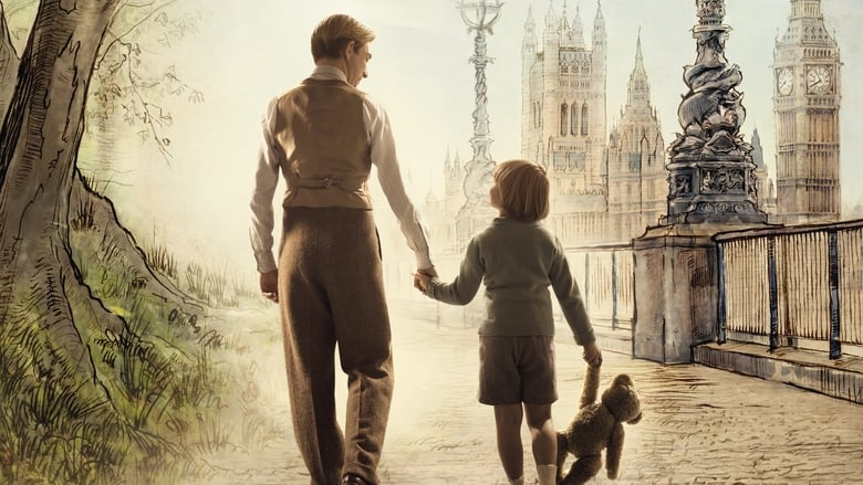 Backdrop Movie Goodbye Christopher Robin 2017
