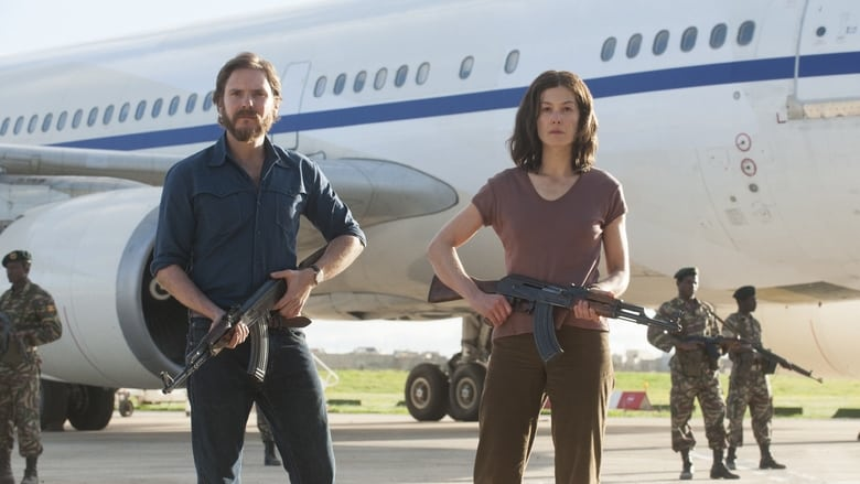 Backdrop Movie 7 Days in Entebbe 2018