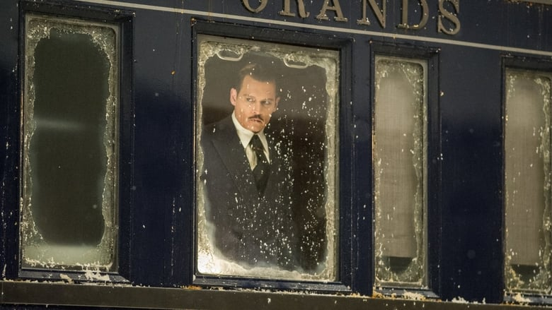 Backdrop Movie Murder on the Orient Express 2017