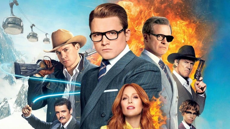 Watch and Download Movie Kingsman: The Golden Circle (2017)
