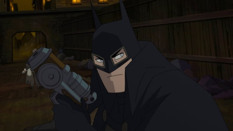 Backdrop Movie Batman: Gotham by Gaslight 2018