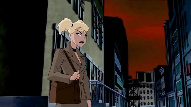 Backdrop Movie Batman and Harley Quinn 2017