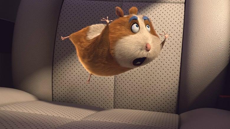 Backdrop Movie Animal Crackers 2017