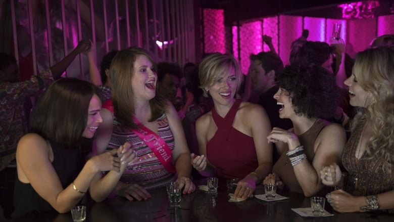 Watch Movie Online Rough Night (2017)