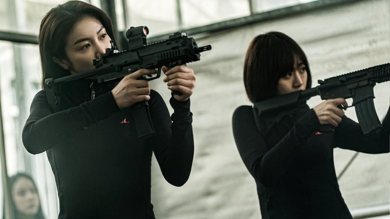 Backdrop Movie The Villainess 2017