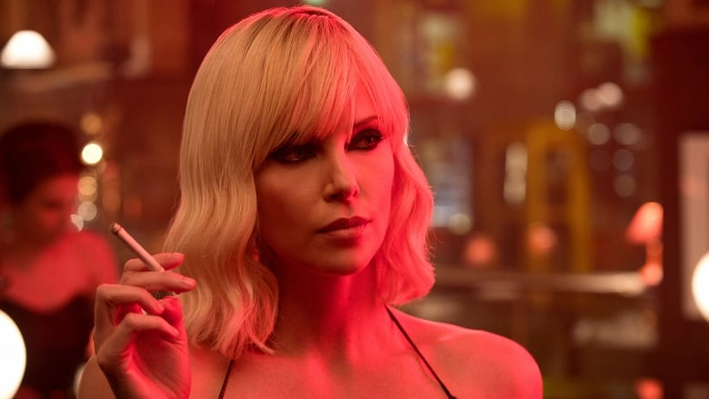 Backdrop Movie Atomic Blonde 2017