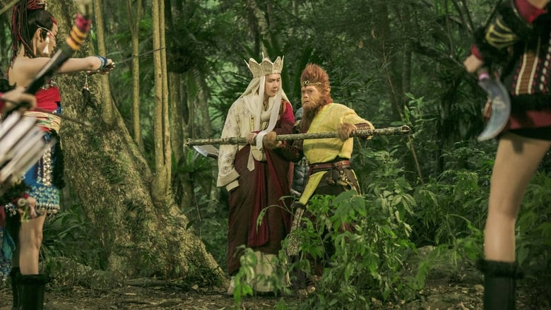 Backdrop Movie The Monkey King 3 2018