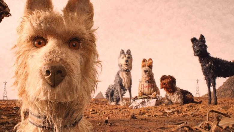 Backdrop Movie Isle of Dogs 2018