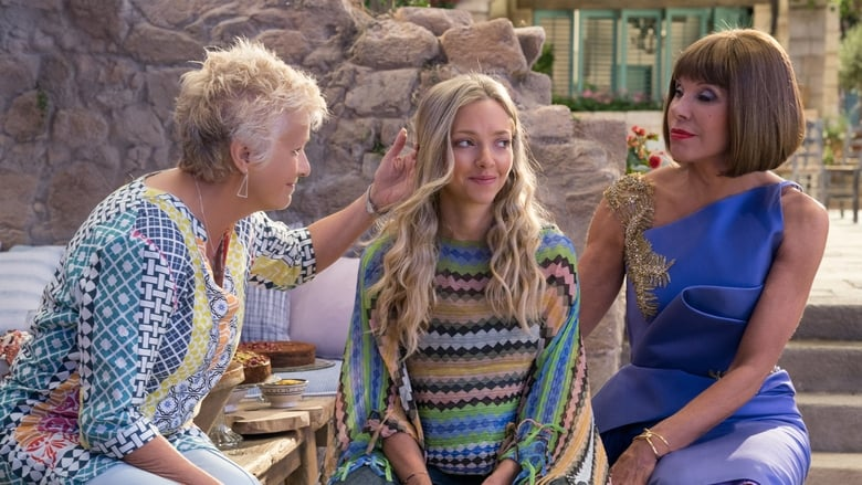 Backdrop Movie Mamma Mia! Here We Go Again 2018