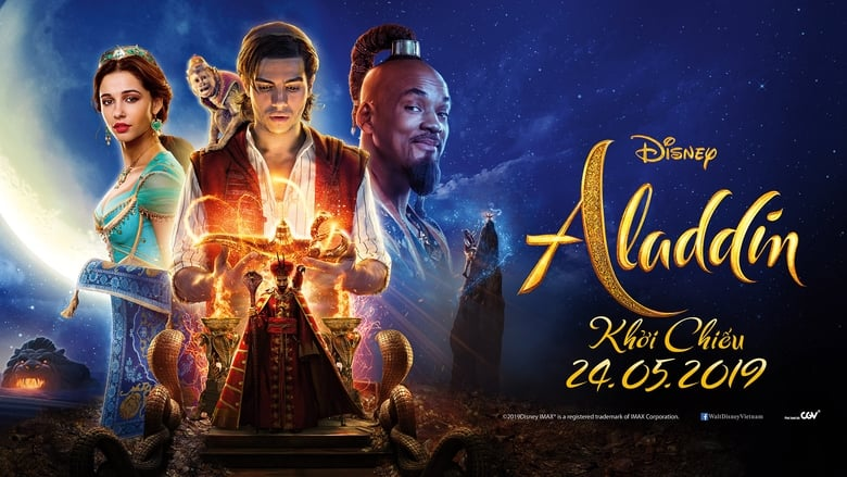 Watch and Download Movie Aladdin (2019)
