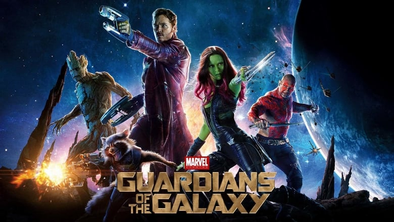 Streaming Movie Guardians of the Galaxy (2014)