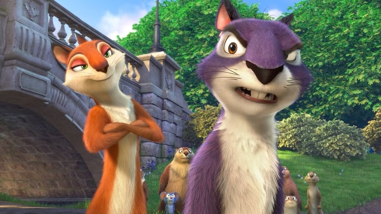 Backdrop Movie The Nut Job 2: Nutty by Nature 2017