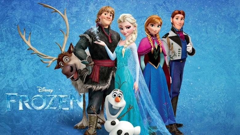 Backdrop Movie Frozen 2013