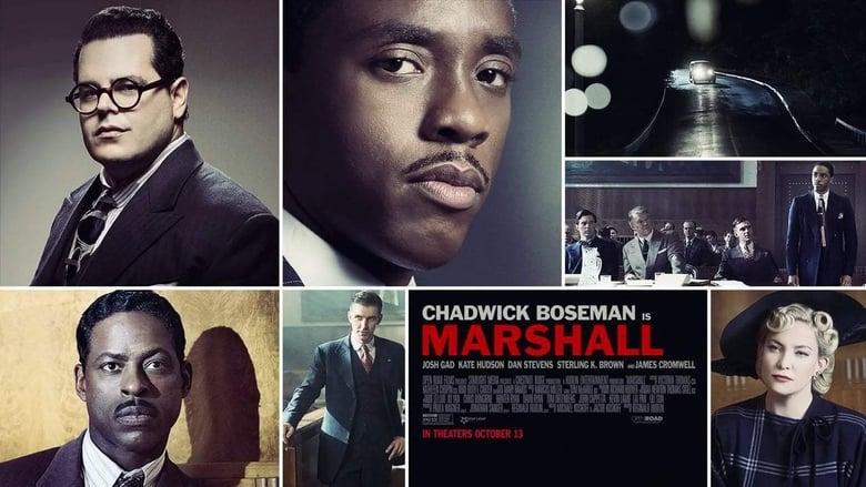 Backdrop Movie Marshall 2017