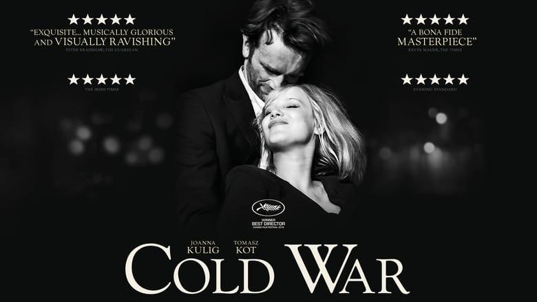 Backdrop Movie Cold War 2018
