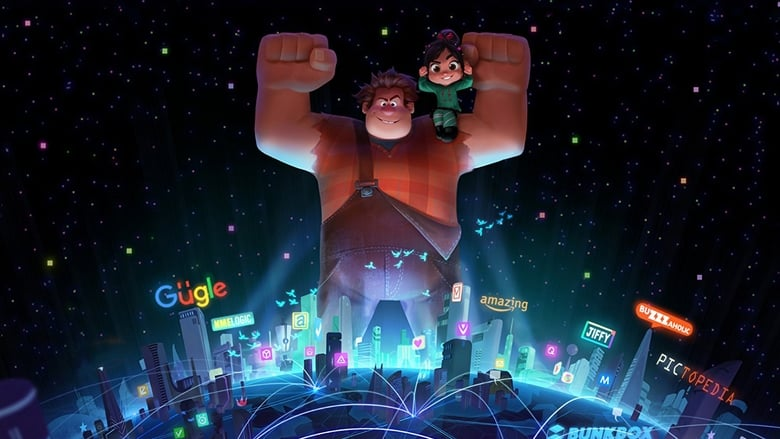 Watch and Download Movie Ralph Breaks the Internet (2018)