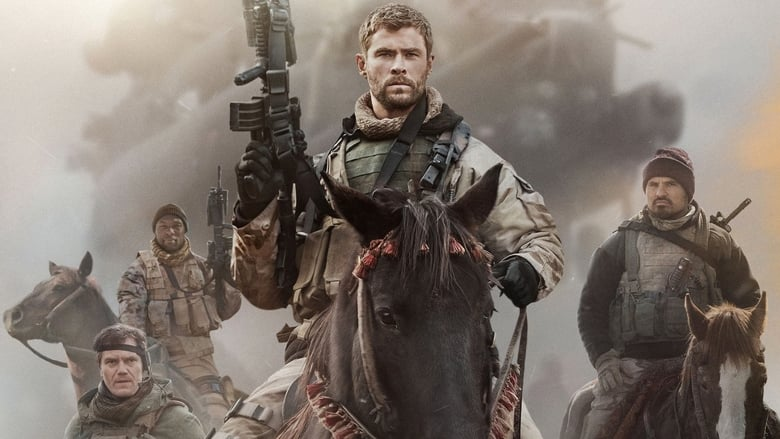 Backdrop Movie 12 Strong 2018