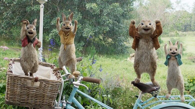 Backdrop Movie Peter Rabbit 2018