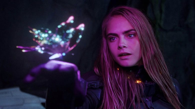 Backdrop Movie Valerian and the City of a Thousand Planets 2017