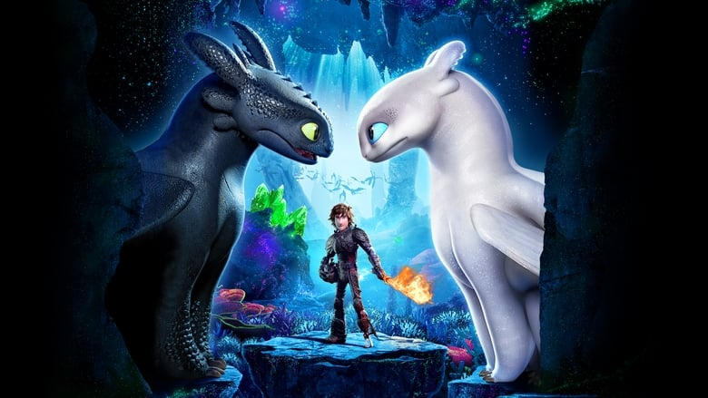 Backdrop Movie How to Train Your Dragon: The Hidden World 2019