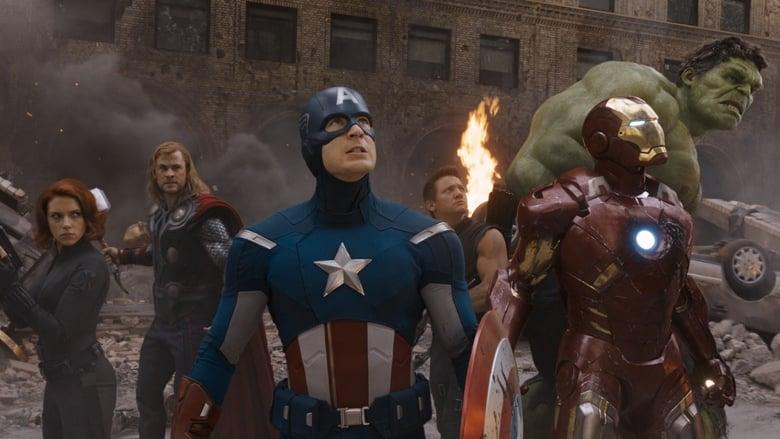 Backdrop Movie The Avengers 2012