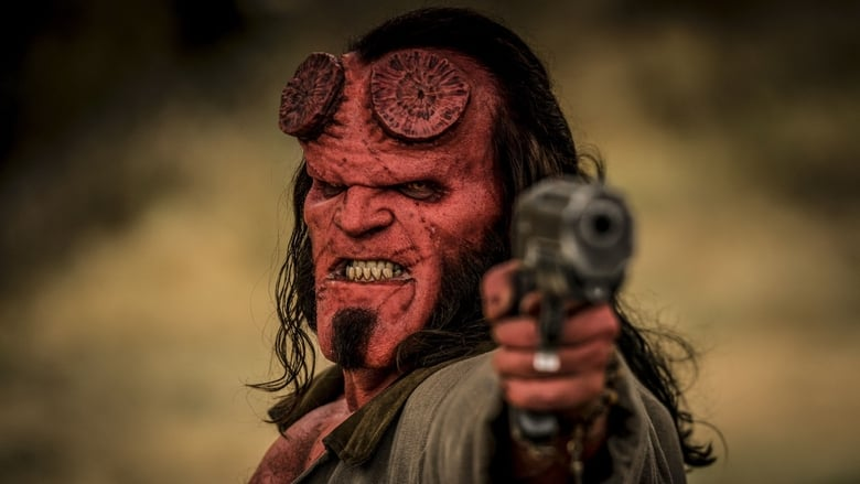 Streaming Full Movie Hellboy (2019)