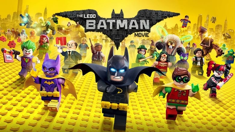 Streaming Movie The Lego Batman Movie (2017) Online