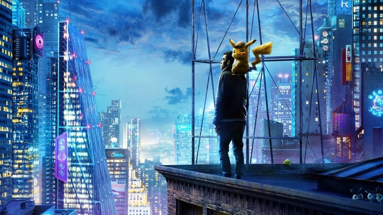 Streaming Movie Pokémon Detective Pikachu (2019) Online