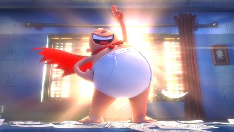 Backdrop Movie Captain Underpants: The First Epic Movie 2017