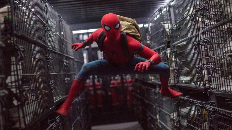 Streaming Movie Spider-Man: Homecoming (2017) Online