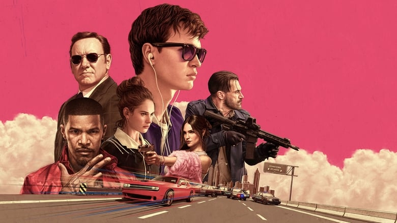 Backdrop Movie Baby Driver 2017