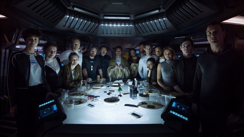 Streaming Movie Alien: Covenant (2017)