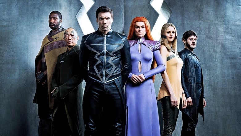 Backdrop Movie Inhumans: The First Chapter 2017