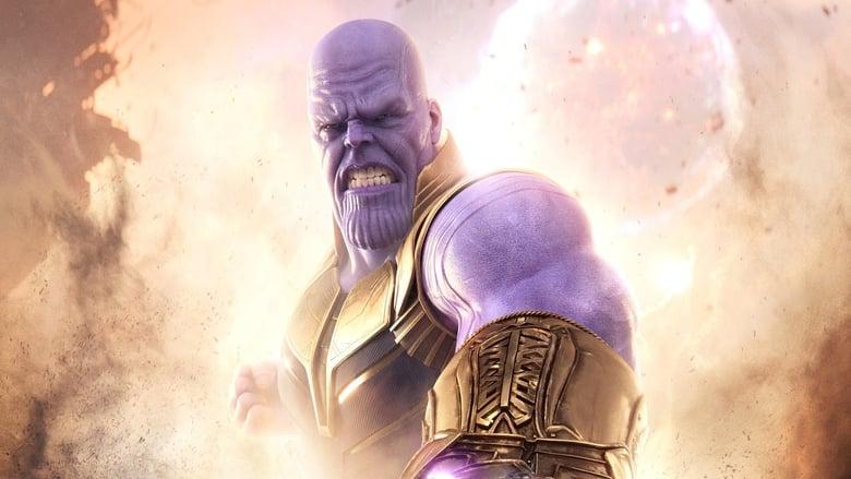 Streaming Movie Avengers: Infinity War (2018)