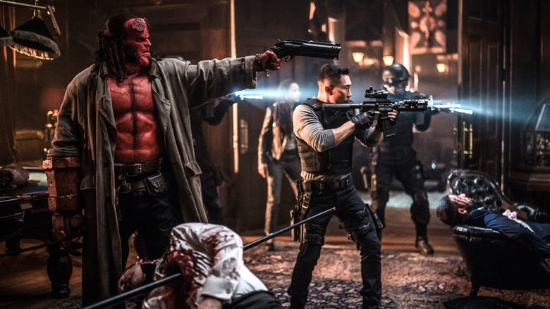 Backdrop Movie Hellboy 2019