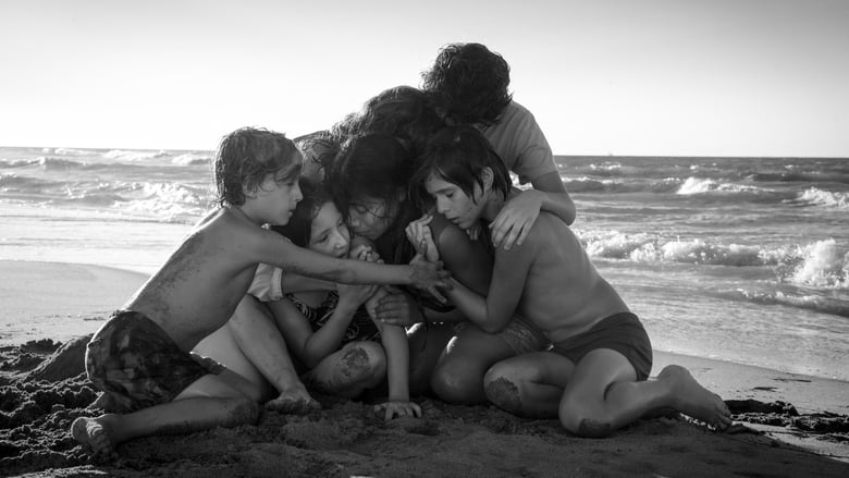 Backdrop Movie Roma 2018