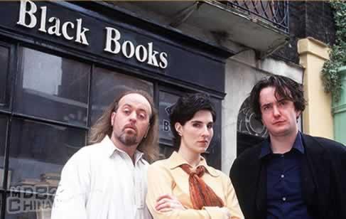 布萊克書店第1季(2000)的海報和劇照 第7張/共7張【圖片網】