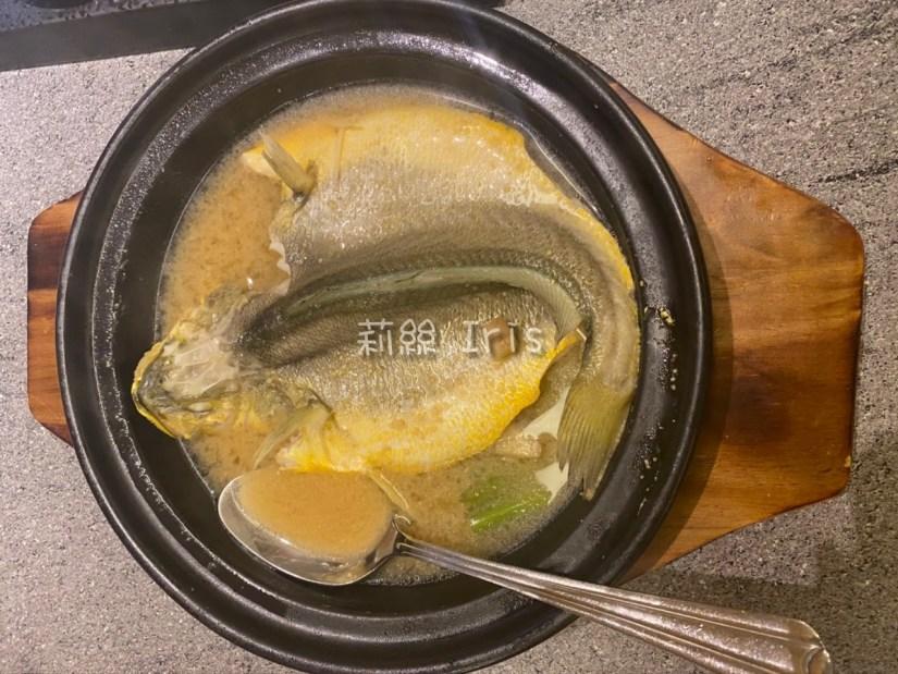 百秒黃花魚
