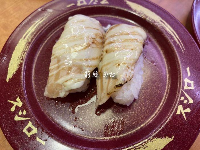 壽司郎 炙燒起司鮭魚