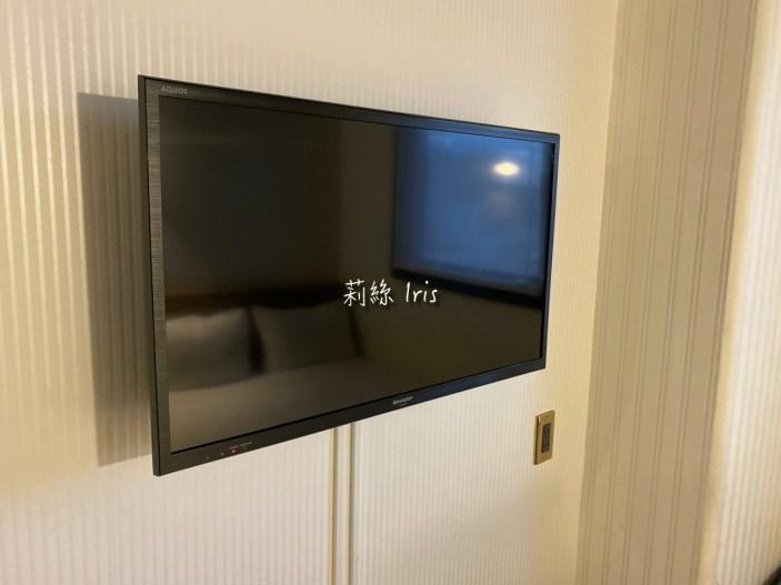 艾斯汀納特酒店Estinate Hotel Okinawa電視