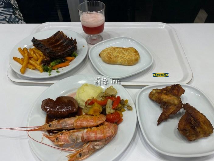 ikea生日壽星優惠,當月生日餐主餐任選買一送一!不限同品項~吃這樣500有找🖐